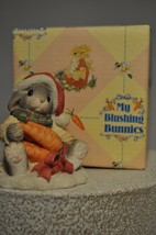 My Blushing Bunnies - Always Count Your Blessings - Bunch of Carrots - 1... - $16.47