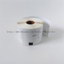 100 x Rolls Brother DK 11202 DK-11202 DK11202 Compatible Labels 62mmx100mm  - $485.00