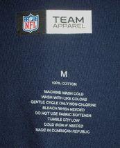 Denver Broncos NFL Football Short Sleeve T-Shirt Navy Mens Medium image 4