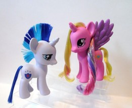 My Little Pony G4 Fashion Style Shining Armor & Princess Cadance Cadence... - $25.00