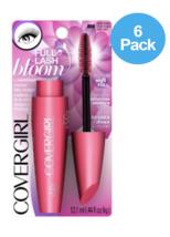 (6-Pack) CoverGirl Full Lash Bloom By Lashblast Mascara, very black 800 - $42.49