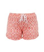 Hello Mello Leisure Time Calming Coral Lounge Pants Medium/Large - $12.99