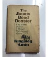 The James Bond Dossier by Kingsley Amis (1965, Hardback) Ian Fleming w/ ... - $37.39