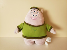 Disney Store Plush Monster INC Monsters University Scott Squibbles Squishy - $19.80