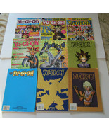 Lot of 9 Yugioh Collector Magazines Beckett Ghostmasters Wizard 2002-2007 - $43.69