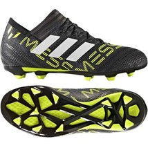 736378a99 ADIDAS NEMEZIZ MESSI 17.1 FG FIRM GROUND YOUTH SOCCER SHOES Black Yellow. -   120.00
