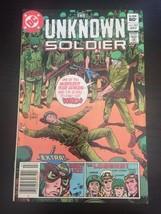 Unknown Soldier (1977 1st Series) #265 VF Very Fine DC Comics Newsstand - $16.83