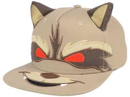 Marvel Rocket Bigface Snapback Cap One Size Fits Most - $28.04
