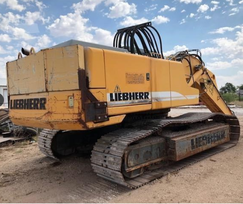 2009 LIEBHERR R954BHD LITRONIC For Sale In Hobbs, New Mexico 88241
