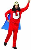 Rasta Imposta Underdog Superhero Men's Adult Halloween Costume Size Standard - £33.69 GBP