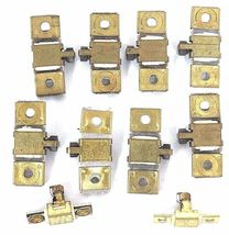 LOT OF 10 SQUARE D HEATER ELEMENTS B2.65, B1.45, B3.70, A6.20, A4.32 image 3