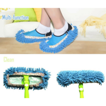Dusting Cleaning Shoes Mopping Slippers Quick H... - $11.99