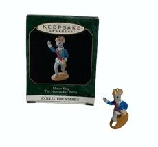 Hallmark Keepsake Ornament Mouse King Nutcracker Ballet Collector's Series - $24.72