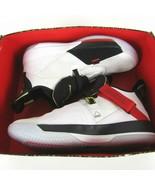 Air Jordan 33 XXXIII Mens Size 11 Future of Flight White Black Red AQ883... - $167.19