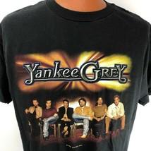 Yankee Grey Large Country Music Tour T Shirt Cincinnati Ohio Untamed 2000 Vtg - $39.59