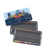 Derwent Colored Pencils, Procolour Pencils, Drawing, Art, Metal Tin, 72 ... - $163.82