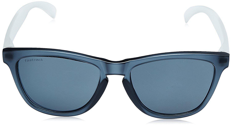 Fastrack unisex Sunglasses (PC003BK3|56|Black)