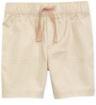 First Impressions Baby Boys' Solid Shorts,White Tea, Size 18 Months - $9.89