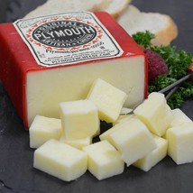 Plymouth Original Cheddar - 12 pieces - 8 oz ea - $127.89
