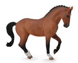 <><  Breyer CollectA 88719 Hanboverian Bay mare horse exceptional stunning - $9.65