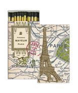 HomArt Large Decorative Map Paris Matches - $13.50