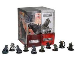 Godzilla - Set Complet de 10~2014 Neca Wizkids 5.1cm Figurines D'Action - $42.10