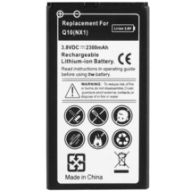 2300mAh NX1 Replacement Business Battery for Blackberry Q10 - $29.89