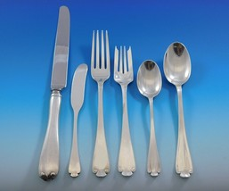 Flemish by Tiffany and Co Sterling Silver Flatware Set 12 Service Dinner... - $10,500.00