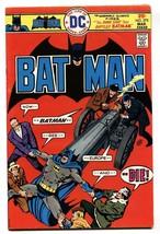 Batman #273 1976-Bronze Age-DC comics --- VF - $25.22