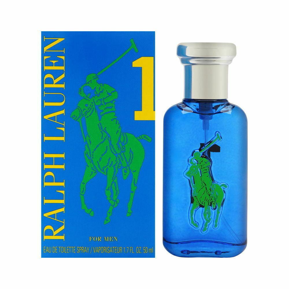 Big Pony Blue #1 By Ralph Lauren Eau de Toilette Spray 1.7 oz For Men