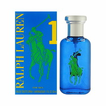Big Pony Blue #1 By Ralph Lauren Eau de Toilette Spray 1.7 oz For Men - $36.42