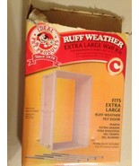 Ruff-Weather or Protector Pet Dog Door Wall Kit -  Extra Large - $46.52