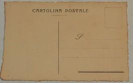 Comic Political Postcard 1900's Italy Cartolina Antica Italia Rare Antique image 2