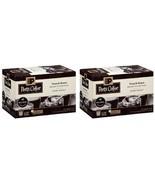 Peet's Coffee French Roast Keurig K-Cups 2 Box Pack - $29.65