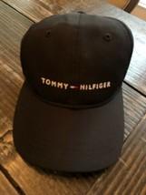 Tommy Hilfiger Ball Dad Hat Performance Fish Baseball Cap Strapback TH L... - $24.75