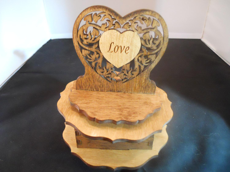 Music Box-LOVE BOX-Personalized