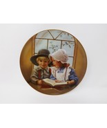 """Reco """"Little Tutor"""" Collectible Plate - Day's Gone By Collection - $16.14"""