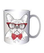 Pug Smart Dog Art 11oz Mug w554 - $10.83