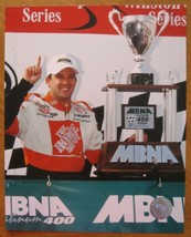 TONY STEWART PICTURE 8X10 PHOTO 2000 DOVER DOWNS WIN RACING REFLECTIONS ... - $4.85