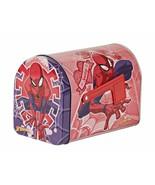 NEW w/tags 2021 Marvel Spiderman Metal Mini Valentine's Mailbox - $14.89