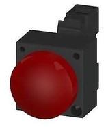 3SB3-244-6AA20 24VAC/VDC Red Lens 22MM LED Indicating Light - $38.44