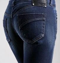 Diesel Jeans Doozy Straight Leg in 8IH Stretch Blue sz 28 - $34.64