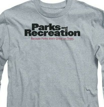 Parks and Recreation long sleeve t-shirt American sitcom graphic tee NBC199 image 2