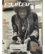 GUITAR MAGAZINE SEPTEMBER 1987, JIMI HENDRIX COVER-RARE [Paperback] [Jan... - $14.85