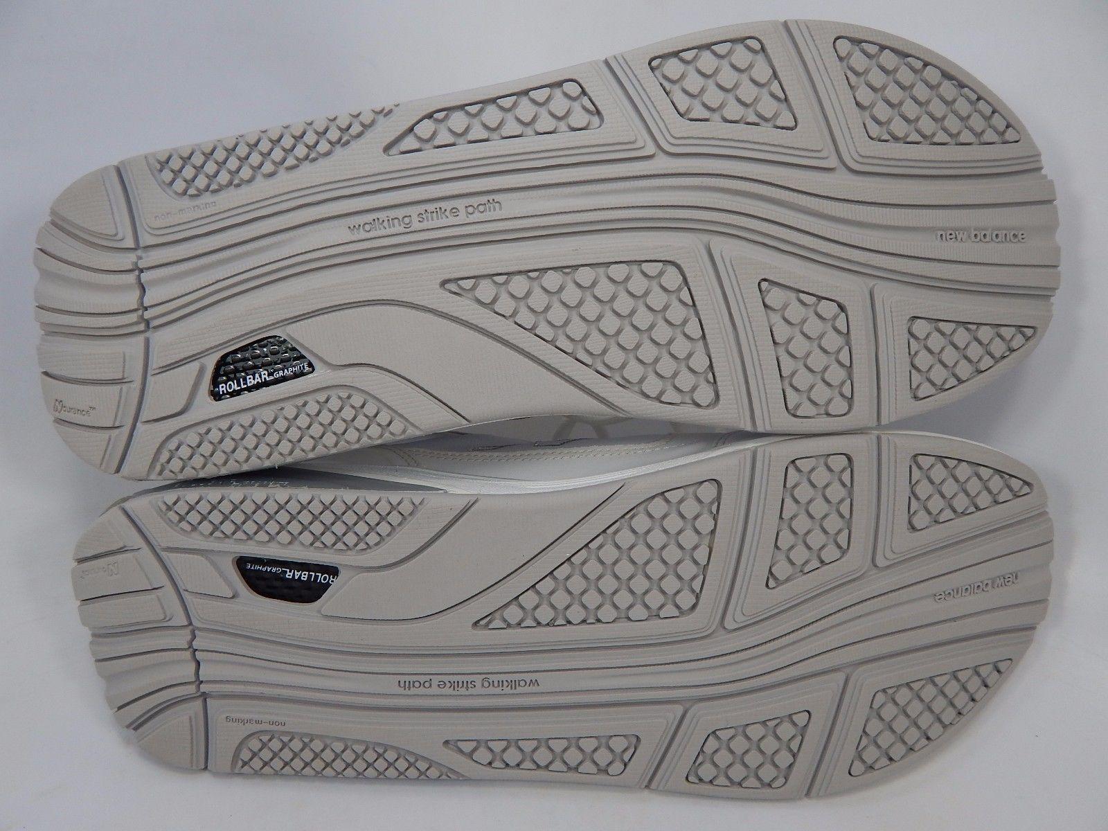 New Balance 928 Women's Walking Shoes Size US 12 M (B) EU 44 White WW928WT