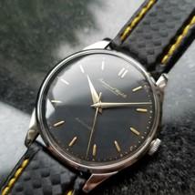 IWC Men's Stainless Steel 21J Automatic Dress Watch c.1960s Swiss Vintage R785 - $2,794.39