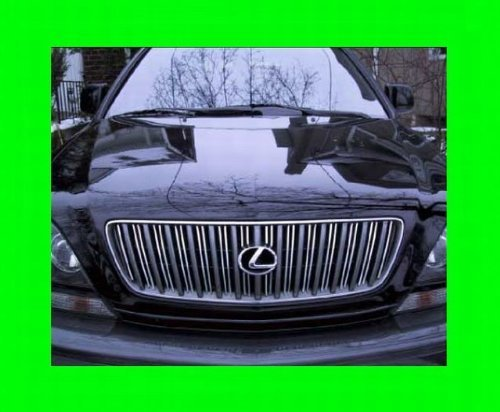 Primary image for 1999-2003 LEXUS RX300 CHROME GRILLE GRILL KIT 2000 2001 2002 99 00 01 02 03 RX 3