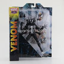 Free Shipping DST Marvel Select The Amazing Spider-man 2 Venom PVC Actio... - $43.00
