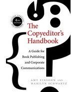 [Amy Einsohn] The Copyeditor's Handbook_ A Guide for Book Publishing and... - $74.93