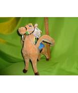 Disney jr Sophia The First Saffron Pegasus Horse Plush Stuffed Animal Po... - $17.81